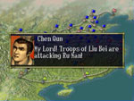 Liu Bei Attacks