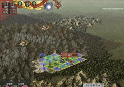 Romance of the Three Kingdoms 7 - another battle picture.