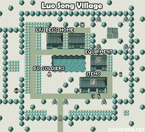 Luo Song Village - Locations Detailed Below