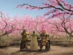 Romance of the Three Kingdoms 1 Game Map