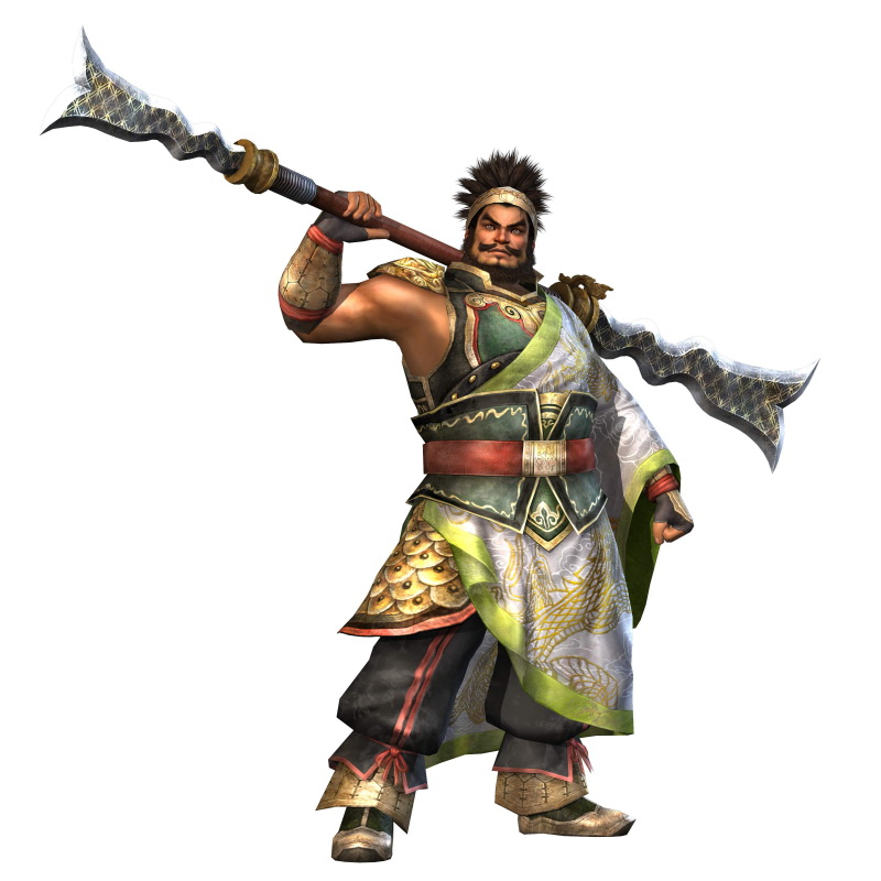 Dynasty Warriors 6: Character CGI Portraits - Kongming's ...